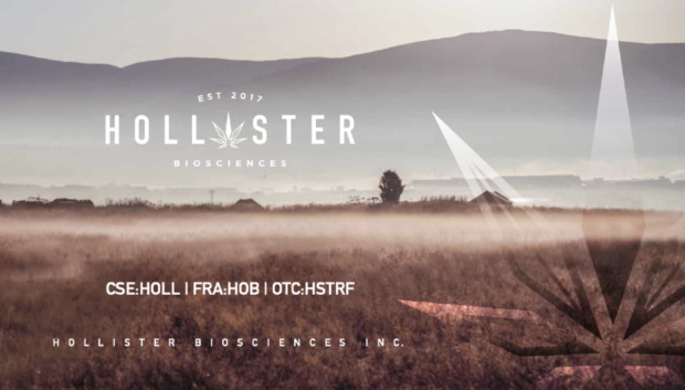 Hollister Biosciences Inc.